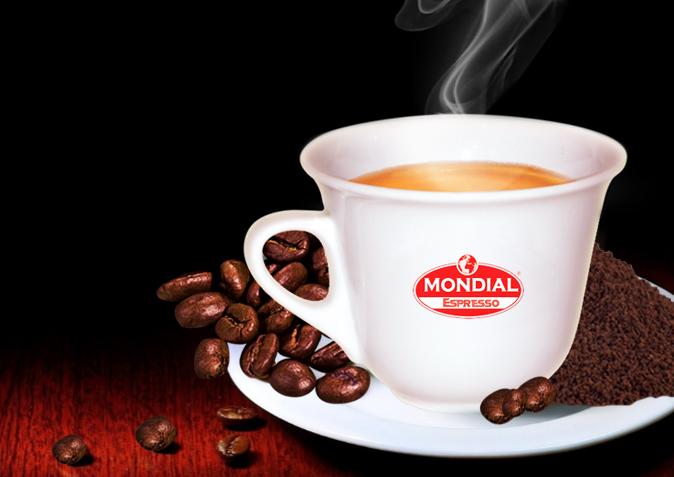 4b29e50bc Bon Café   Mondial Espresso Café